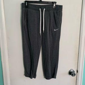 Nike Jogger Sweatpants Capris